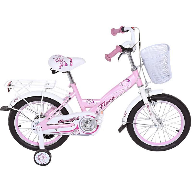 Flora Girls Bmx Bikes 12inch Pink Dubai Bicycles
