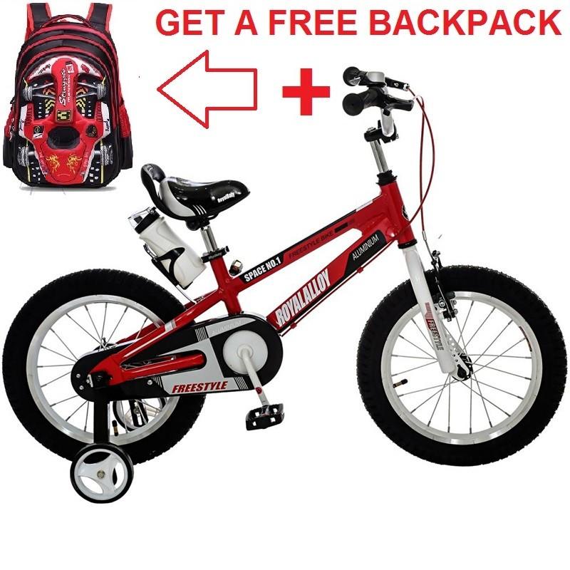 Space No 1 Bmx Bikes 16 Inch Red Dubai Bicycles