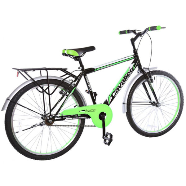 Green Color Cicycle