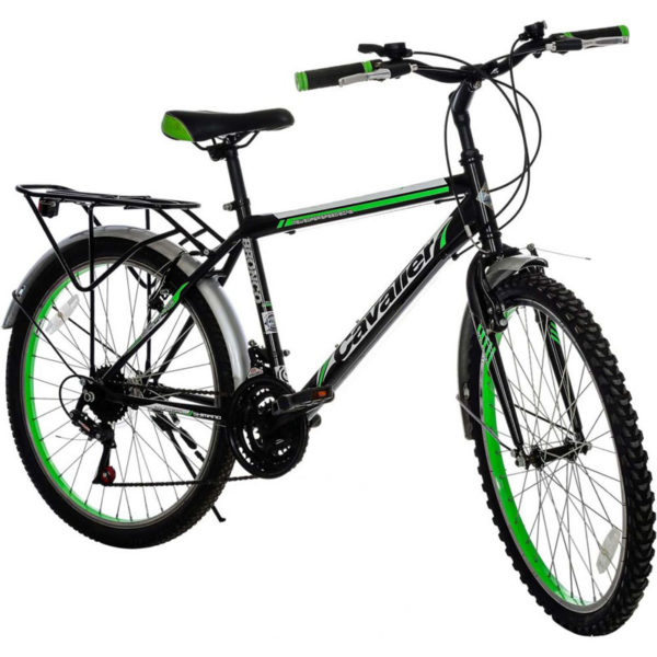 cavalier black green 1