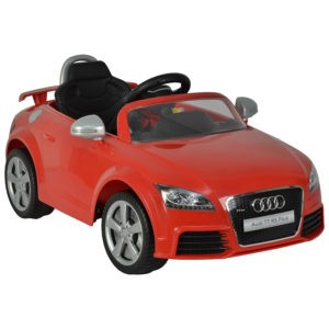 Red Kids Car