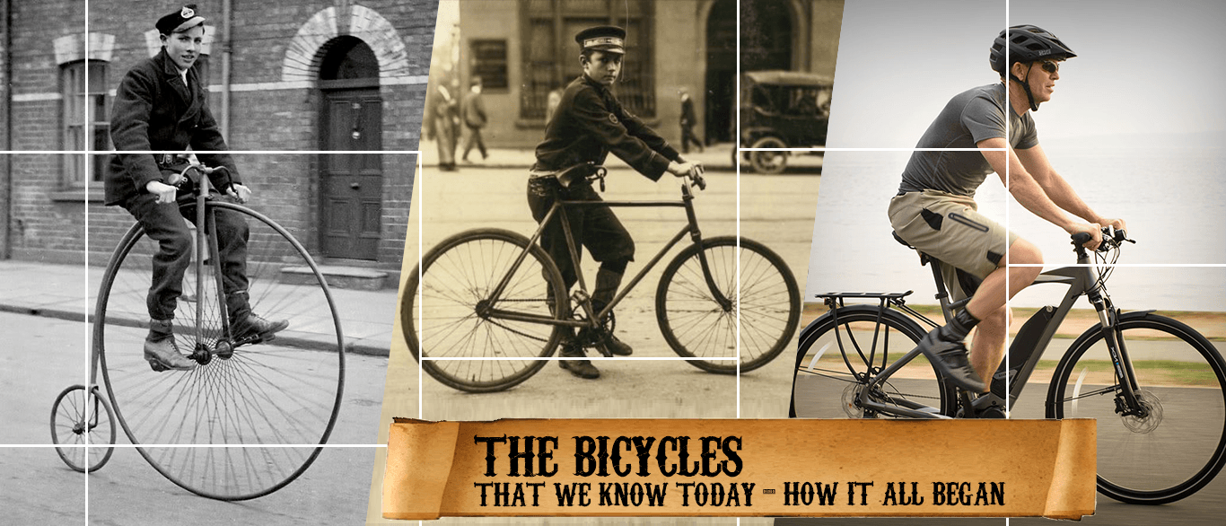 The Bicycles That We Know Today